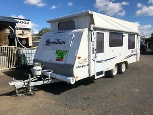 JAYCO FREEDOM 30th ANNIVERSARY EDITION POP TOP Hatton Vale Lockyer Valley Preview