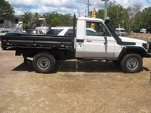 Excellent Condition 2003 Toyota LandCruiser Ute see (images) Kensington Bundaberg Surrounds Preview