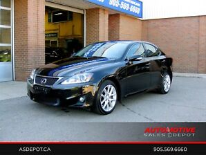 2012 Lexus IS 250 Awd + Accident Free + Only 73000 Kilometers