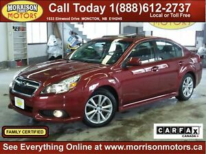 2013 Subaru Legacy Touring Package PRICE CRASH! $9995!