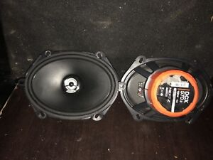 Hertz 5x7 2way coaxial speakers