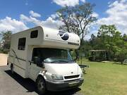 Swagman Motorhome in good condition Sackville North The Hills District Preview