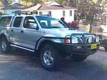 Nissan Navara d22 4x4 ute 2009 Charlestown Lake Macquarie Area Preview