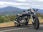 Yamaha SR 500 Huon Indigo Area Preview