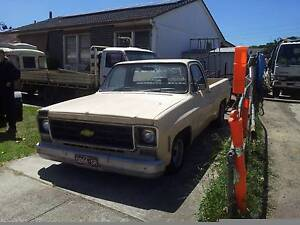 1980 Chevrolet C20 cab on 1974 Holden one tonne chassis Doveton Casey Area Preview