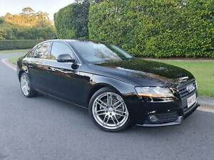 2008 Audi A4 1.8 TFSI Automatic Sedan Sippy Downs Maroochydore Area Preview