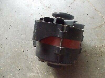 Farmall Ac Jd Ih Tractor 12v Core Non Work Alternator Good Belt Drive Pulley