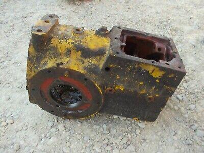 Farmall Ih Cub Low Boy Tractor Transmission Housing For Gears Burnttractor