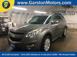 2011 Chevrolet Equinox LT*AWD*KEYLESS ENTRY*ALLOYS*ROOF RAILS*PO