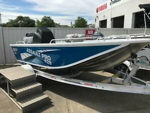 Stacer 429 Assault Pro SC with Mercury 50Hp 4-Stroke EFI Preston Darebin Area Preview