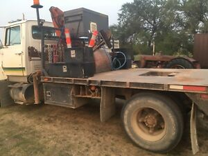 For Sale 1987 Ford L-8000 Picker/Deck