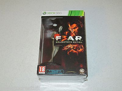 F.E.A.R. 3 Collector's Edition XBOX 360 Import Unopened for sale  Shipping to South Africa