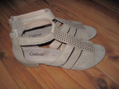 NEU: Gabor Damen Schuhe Sandalen Sandaletten Pumps Größe 38