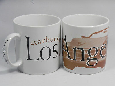 Used, 1994 Rare Starbucks City Mug ~ Los Angeles LA CAR ~ Collectors Series Coffee Cup for sale  Canoga Park