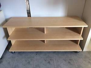 BENNO TV STAND IKEA BRAND NEW AND ASSEMBLED Pagewood Botany Bay Area Preview