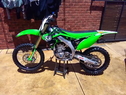 2014 kx450f