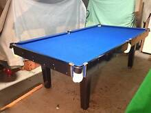 billiard tables Pool tables Woodville Park Charles Sturt Area Preview
