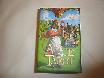 The Alice Tarot BRAND NEW AND SEALED