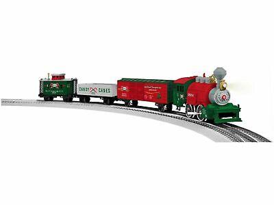 NEW Lionel 2023070 Junction Christmas LionChief O Gauge Steam Starter Train Set