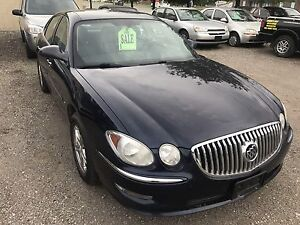 2008 BUICK LACROSSE CXL ONLY $ 4900 CERT AND E TESTED