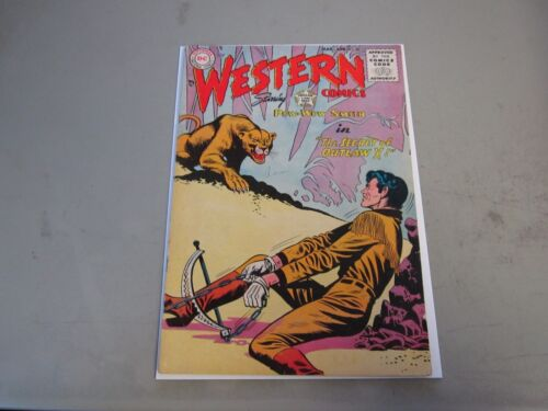 Western Comics #50 Comic Book  1955