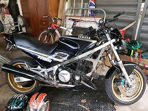 FJ1200CC Yamaha. Strathalbyn Alexandrina Area Preview