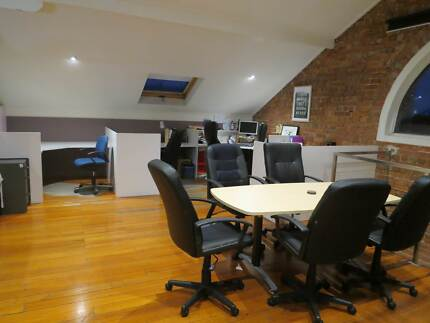 Hot Desk in Friendly and Funky Share Offices! Richmond Yarra Area Preview