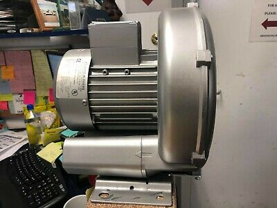 Atlantic Blowers Ab-200 Regenerative Blower 1.25 Hp 110 Cfm