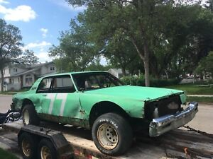 1986 Chevy Caprice dirt track race car