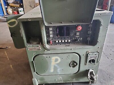 Mep 10kw 10 Kw Military Generator Genset Great Condition Low Hours