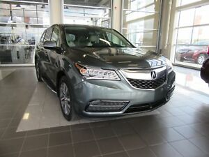 2014 Acura MDX Technology Package NAVIGATION, DVD PLAYER, LEA...