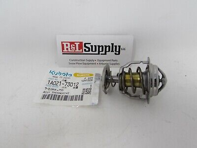 Genuine Kubota Thermostat V2203 Part 1a021-73012