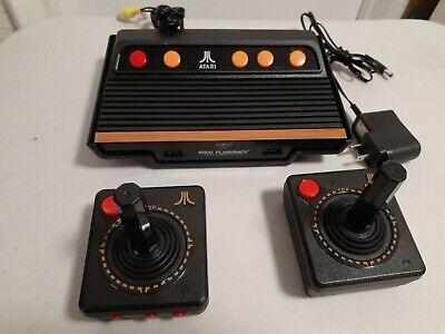 Atari Flashback 9 Gold HD, At Games, 120 Built-in Classic Games 720P HD Display