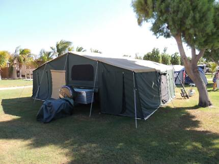 2011 GIC Camper Trailer Kallaroo Joondalup Area Preview