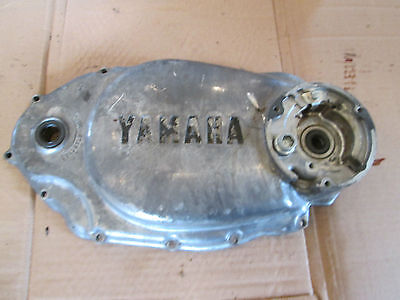 1974 Yamaha TX500 TX 500 XS XS500 clutch cover side engine motor
