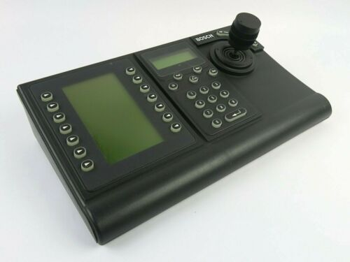 Bosch KBD-DIGITAL Intuikey Security Camera Keyboard Controller With Joystick