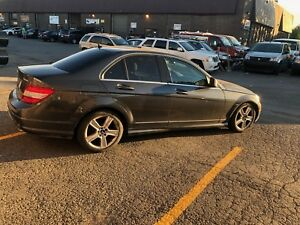 Mercedes c300 2009 4 matic