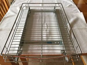 Roll Out Cabinet Drawers - Lynk Professional Easy Mount