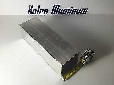 4 X 4 X .125 X 10 Length Square Aluminum Tube