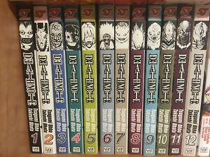Death Note Manga - Complete Set