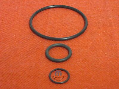 JEEP 4.0L Oil Filter Adapter Seal Package NEW OEM MOPAR Jeep Wrangler Oil Filter