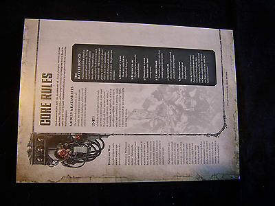 Warhammer 40,000 Core Rules 8th Edition