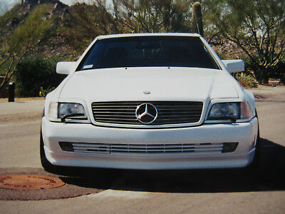 MH-DEZENT Frontspoiler Mercedes 600 SL R129 1.Serie 89-95 Anbauteil