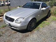 Mercedes slk 230 convertible hard top Ryde Ryde Area Preview