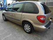2001 Chrysler Voyager SE 7 SEATERS LOTS OF EXTRAS /REGO Smithfield Parramatta Area Preview