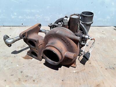 2007-2013 CHEVROLET SILVERADO 6.6L DIESEL ENGINE MOTOR TURBOCHARGER GARRETT OEM