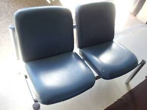 2 x 2 seater blue chairs Bonogin Gold Coast South Preview