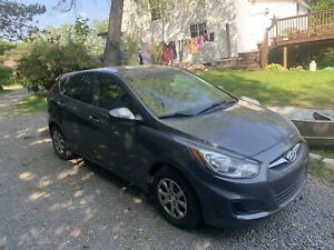 2013 Hyundai Accent just inspected 3250.00