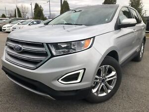 2017 Ford Edge SELV6 AWD * CUIR/TOIT PANO/NAVIGATION**