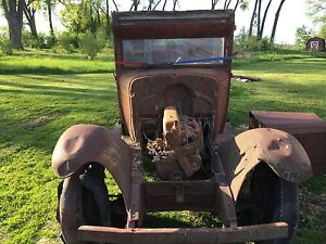 1928 Chevy pickup project